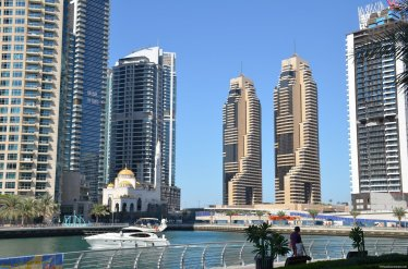JBR Cómo es vivir en Dubai Marina