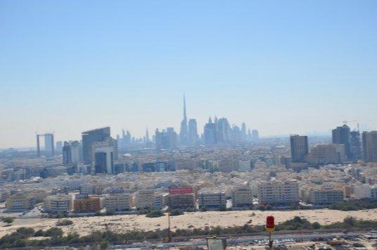 View Banıyas Complex. Dubai