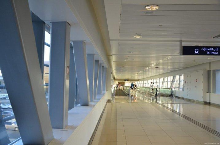 View of Metro