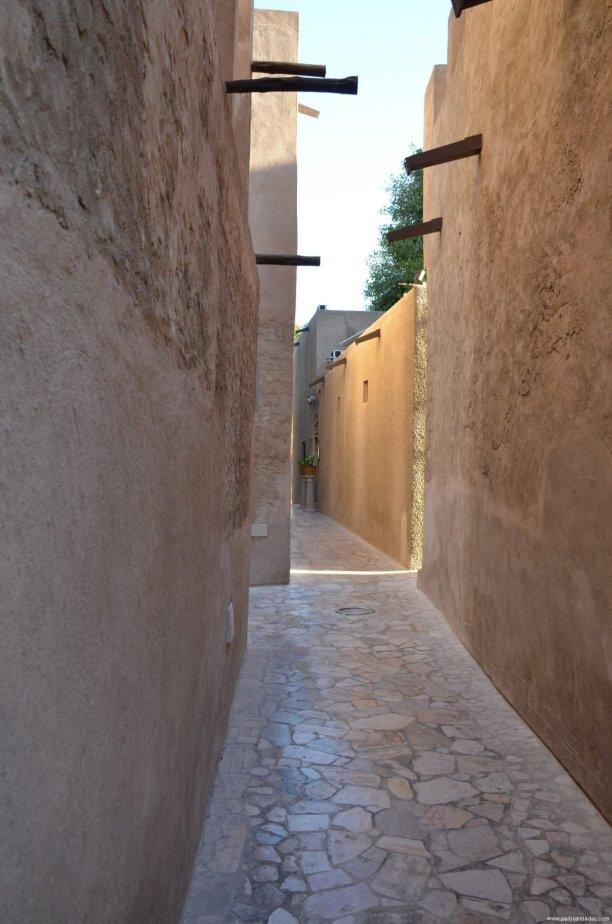 Visitar Al Bastakiya Historical Area