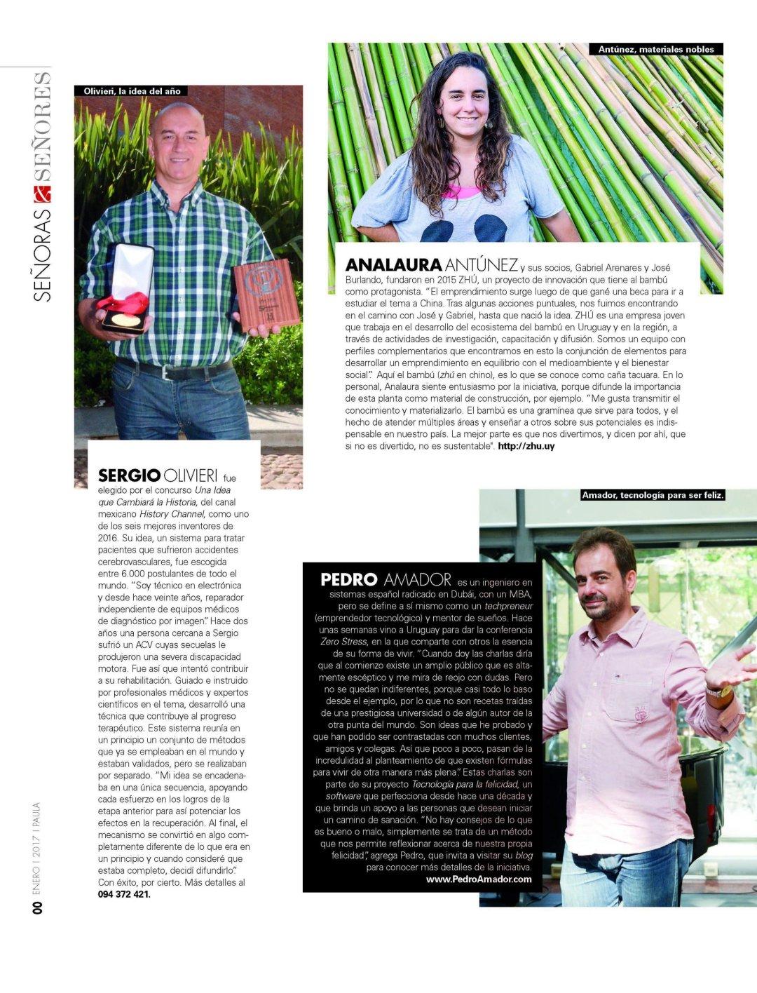 Revista Paula El Pais