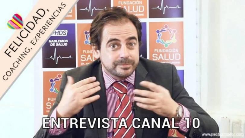 Mi última entrevista en TV… ¡compartiendo la queja criolla y qué es el coaching!