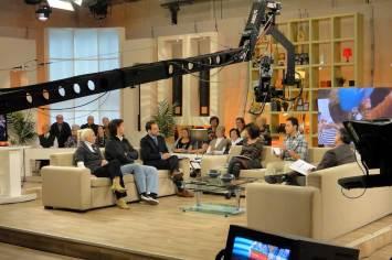 Conferenciante motivacional en TV