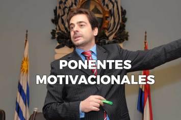 Ponentes motivacionales