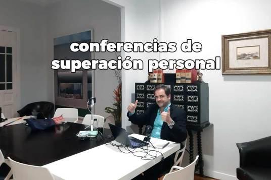 conferencias de superación personal
