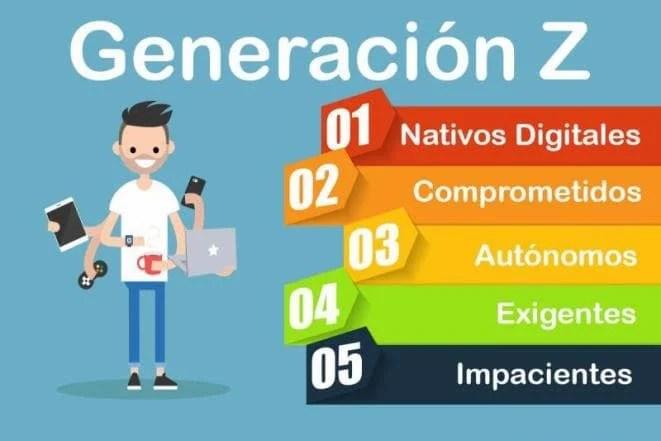 La Generación Z en tu estrategia de marketing disruptivo