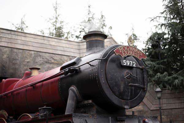 harry potter expreso hogwarts