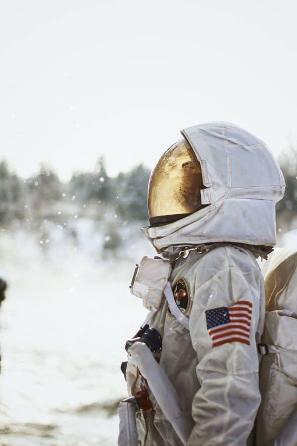 interstellar astronauta