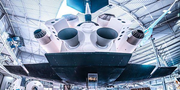 interstellar nave espacial