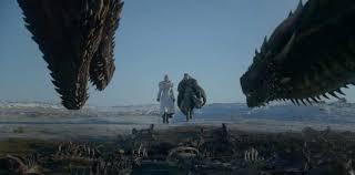 Dragones Juego de Tronos