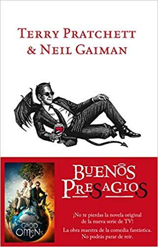 Buenos presagios libros de fantasía y magia