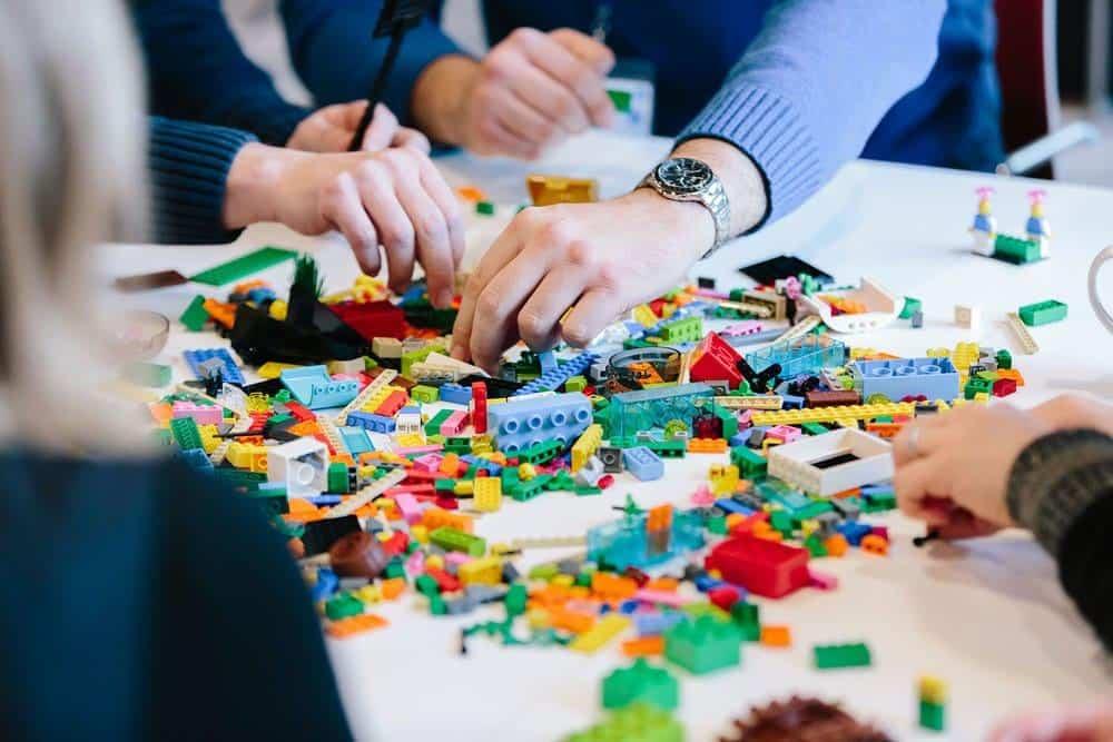 8 beneficios de lego serious play