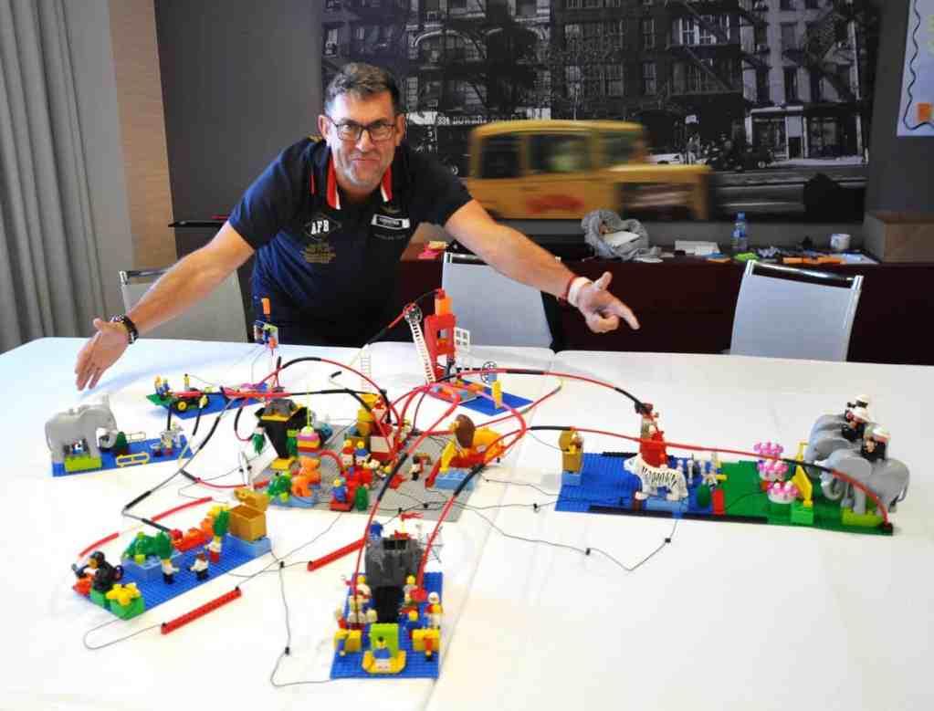 método Lego Serious Play