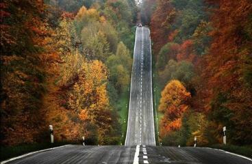 Top 5 drumuri frumoase din Romania