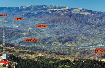 Locuri de vizitat: Valea Jiului