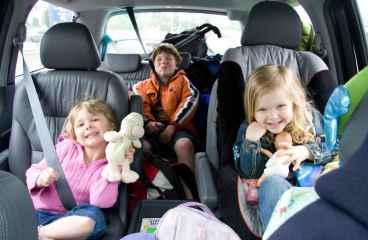 La drumuri prin Romania cu cei mici