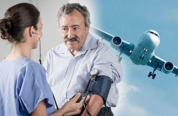 Sfaturi de calatorie pentru hipertensivi