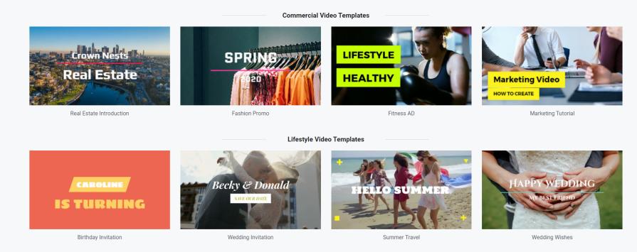 FlexClip Online Video Editor