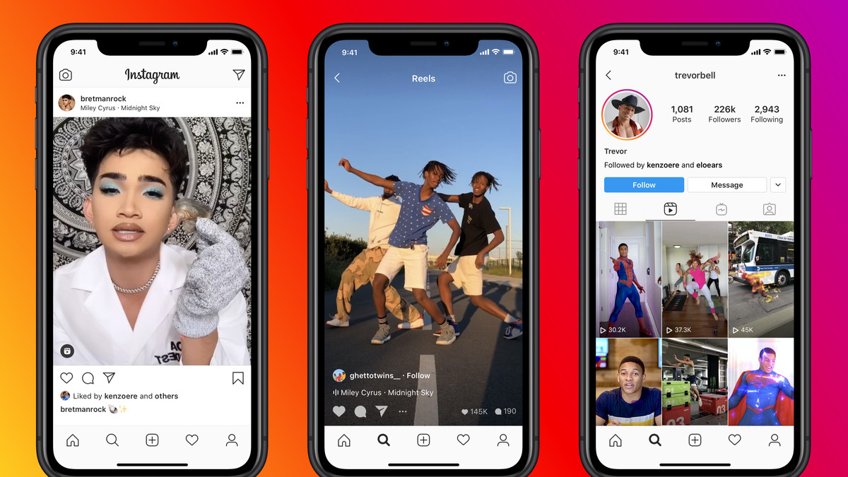 Instagram Reels launched in India to compete TikTok