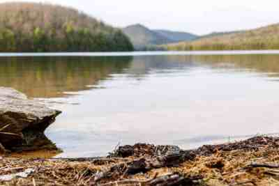 Long Pine Run Resevoir near Caledonia State Park