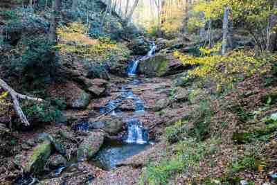 Mill Creek Falls near York, PA