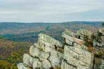 Rock Outcroppings at Pine Grove Furnace State Park