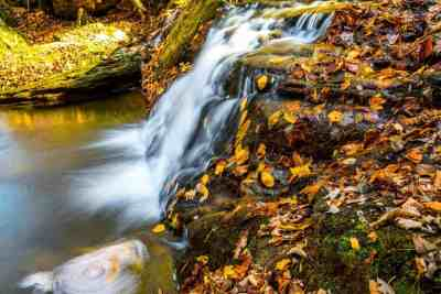 Waterfall near York, PA