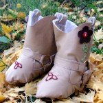 Baby Cowboy Boots Pattern and Tutorial