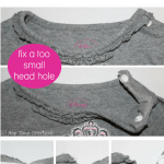 Tutorial: How to Fix a Too Small Head Hole