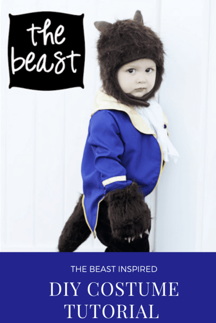 How to Make a Beast Costume