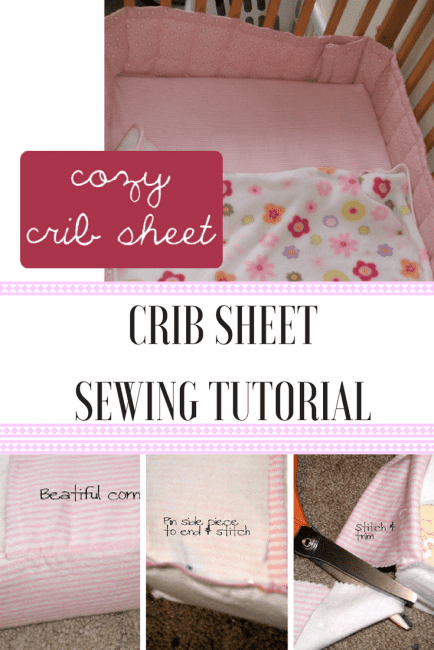 How to Make a Crib Sheet