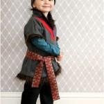 Kristoff Inspired Costume Tutorial