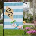 DIY Garden Flag Tutorial