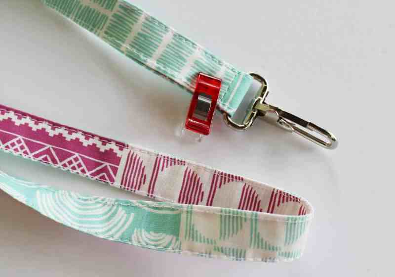 Back to School: How to Sew a Lanyard, Image by Marci Debetaz
