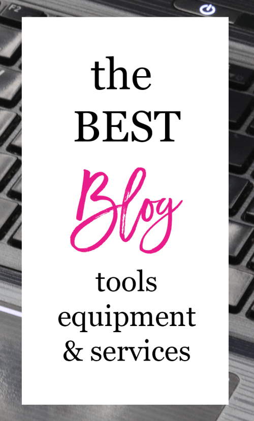 the best blogging tools