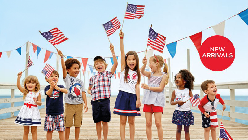 Gymboree Star Spangled Summer 42015