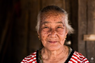 Khamkeo's gentle smile - Muang Sing