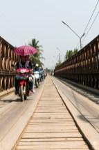 Singing in the sun - Luang Prabang