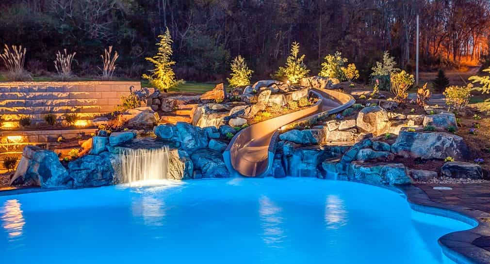 Custom Pool Gallery Natural Pools And Spas By Peek Pools