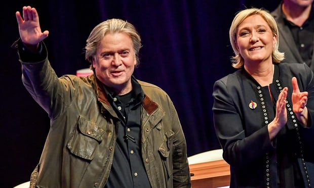 Bannon and LePen