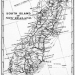 Map Of The South Island