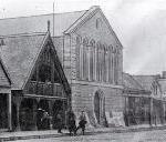 Christchurch's 1st & 2nd Town Halls