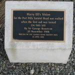 Harry Ell Plaque