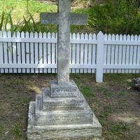 Henry Phillips' Grave