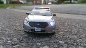 Toronto Police Services Cruiser