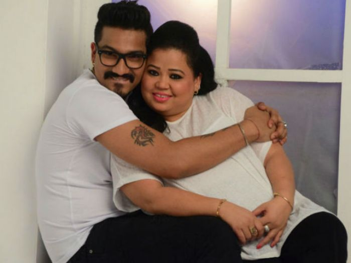 Marriage of Bharti Singh