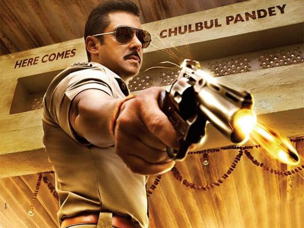 Dabangg 3 Cast Release Date Trailer Story Poster Opening Day Income