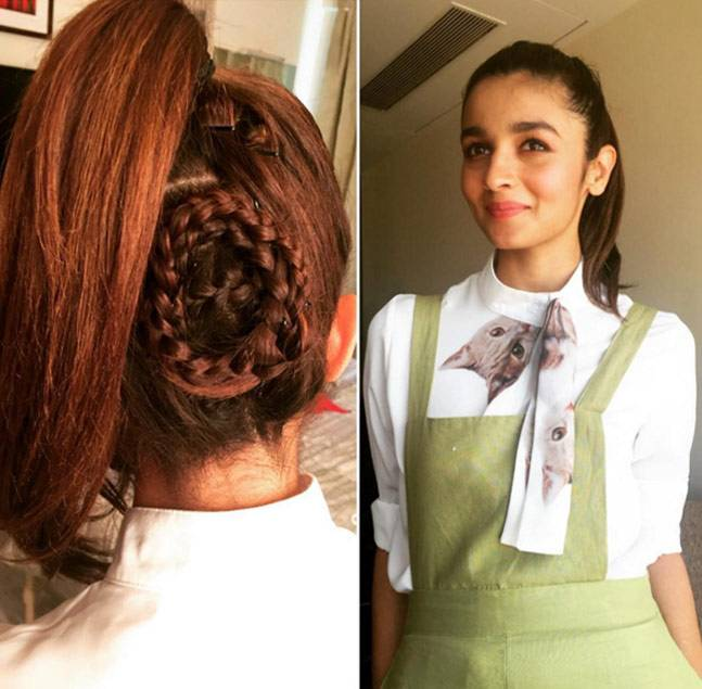 alia hairstyle inspirations