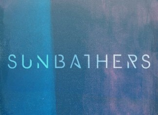 Sunbathers EP Album Cover