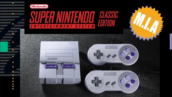SNES Classic Edition North America Pre-order Delay